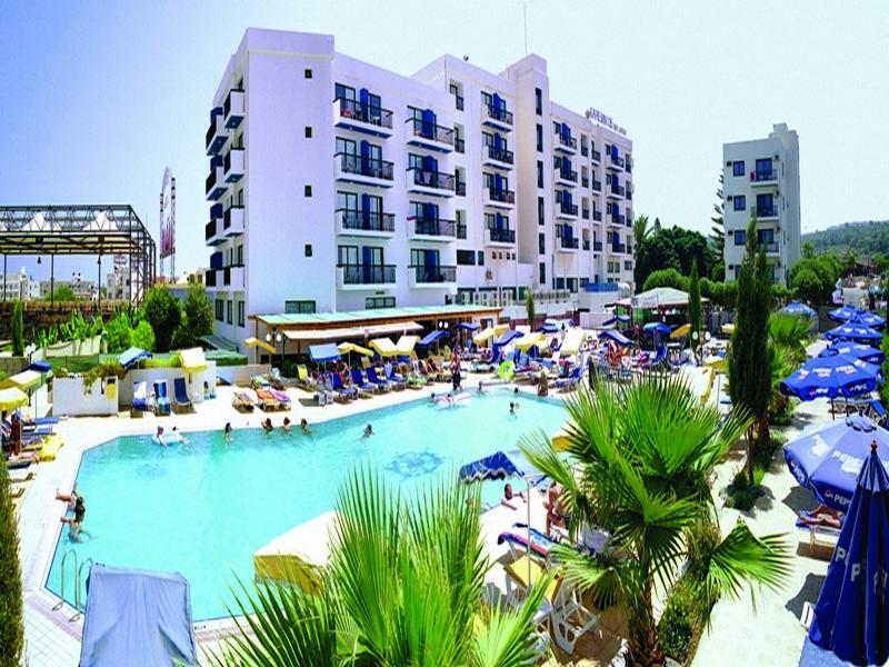 CYPR - LATO 2019: Kapetanios Bay Hotel***, 8 dni (28.05-04.06.2019 r.), dwa posiłki: 2498,00 PLN/os. dorosła