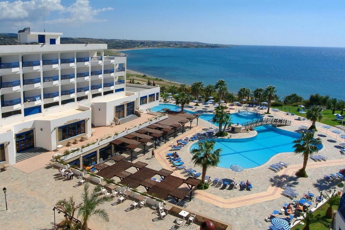 CYPR - LATO 2019: Ascos Coral Beach****, 8 dni (23-30.06.2019 r.), all inclusive: 3299,00 PLN/os. dorosła