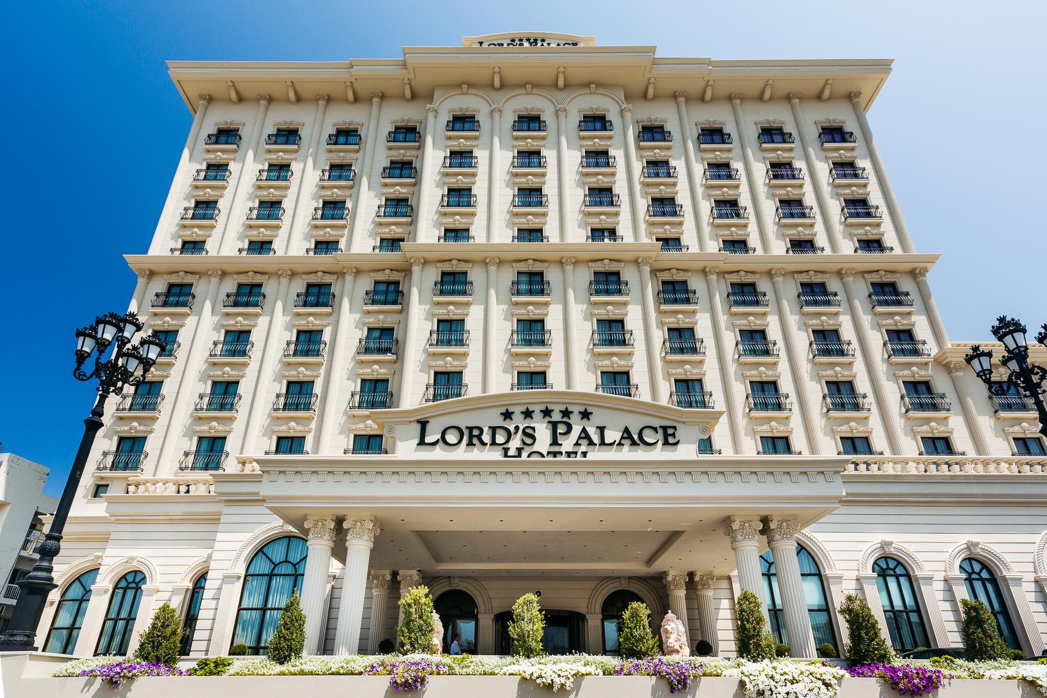 ZIMA 2018: Lord's Palace*****, 7 dni (16-23.02.2018 r.), all inclusive soft: 2469,00 PLN/osoba