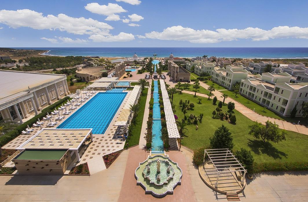 CYPR - LATO 2019: Kaya Artemis Resort & Casino*****, 12 dni (03-14.06.2019 r.), ultra all inclusive: 2 + 1