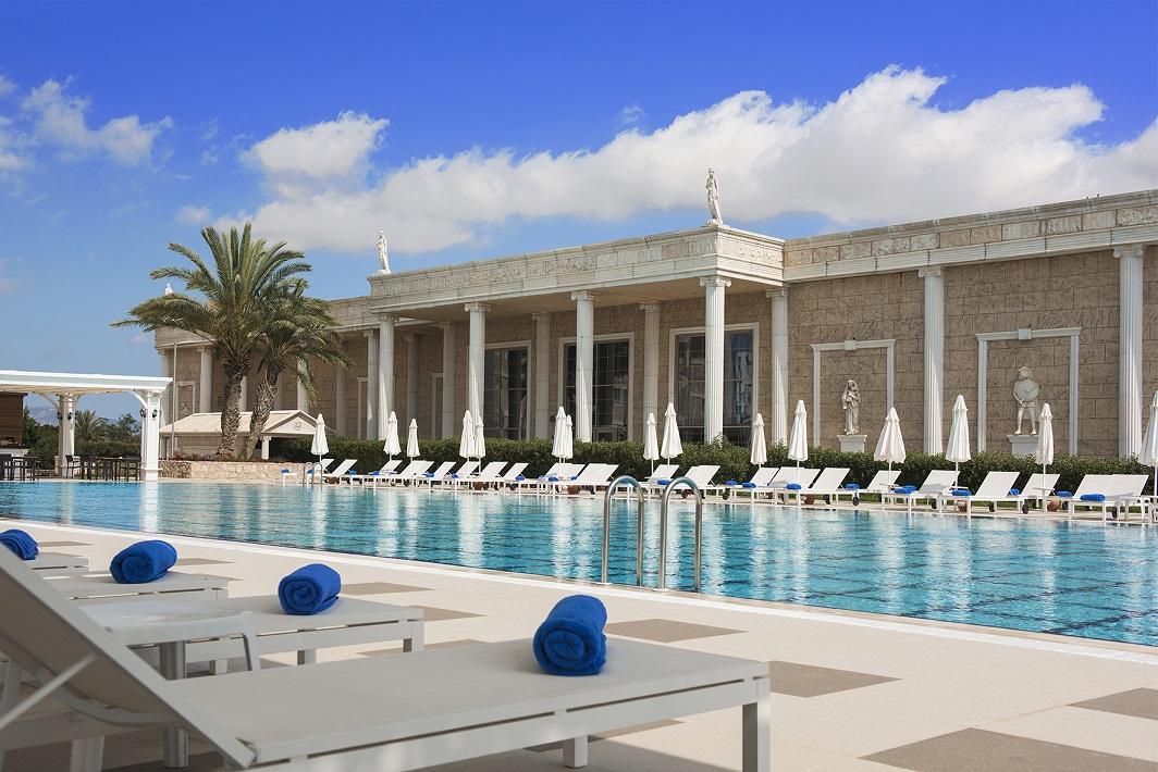 CYPR - LATO 2021: Kaya Artemis Resort & Casino*****, 8 dni (30.06-07.07.2021 r.), ultra all inclusive: 2 + 1