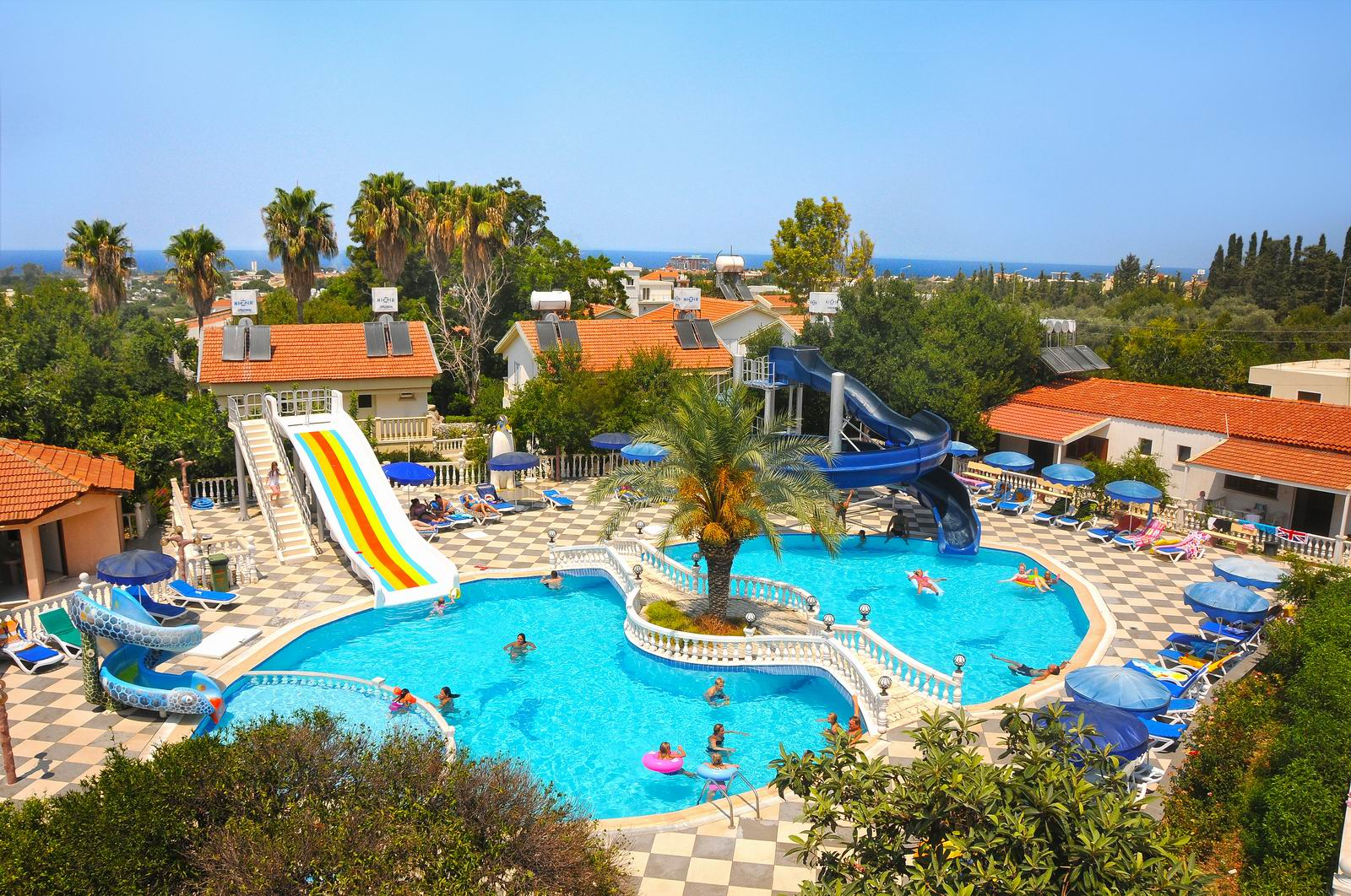 CYPR - LATO 2019: Riverside Garden Resort****, 8 dni (07-14.06.2019 r.), all inclusive soft: 2 + 1