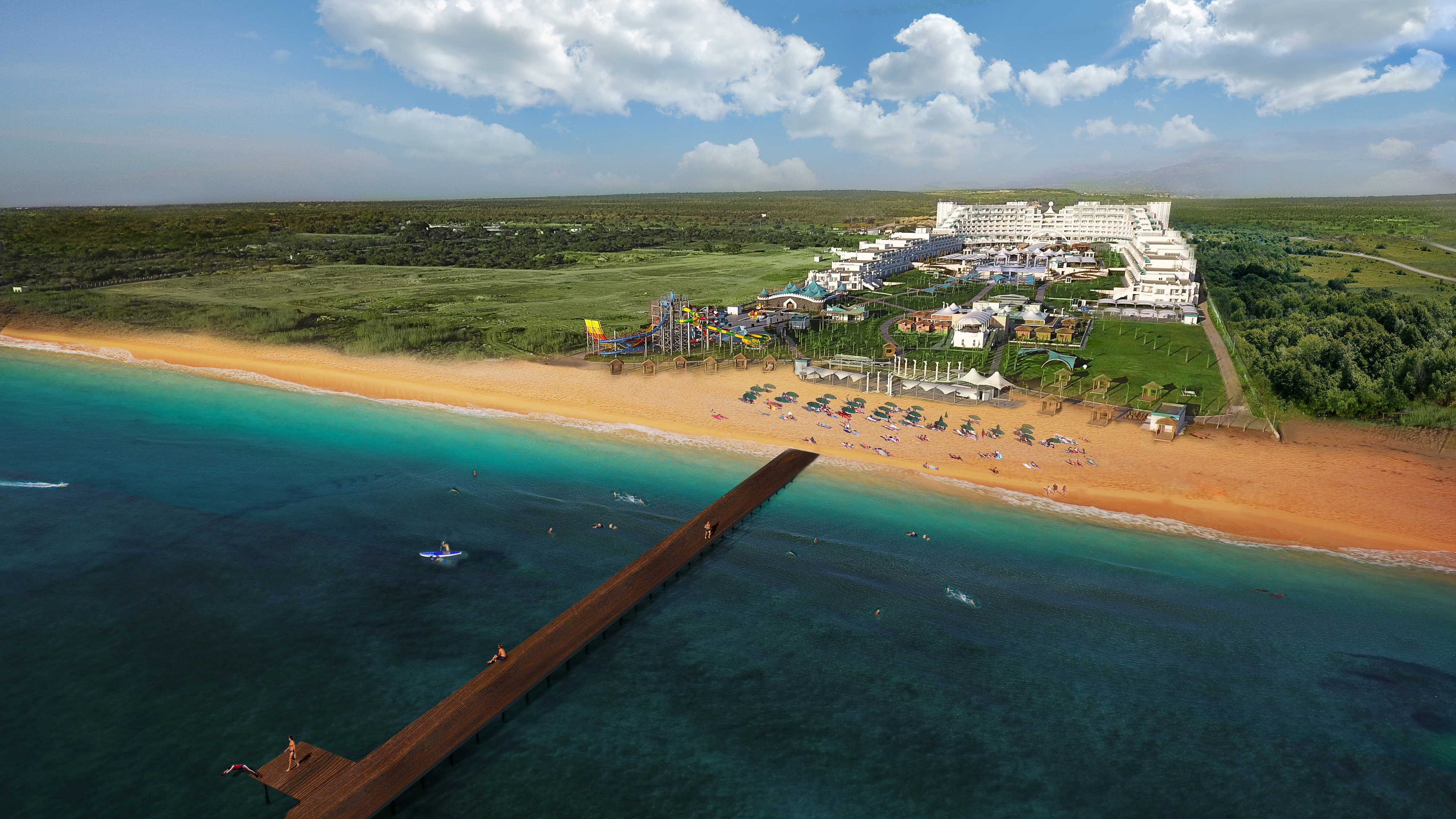CYPR - ZIMA 2020: Limak Bafra Deluxe Hotel & Resort*****, 8 dni (13-20.01.2020 r.), ultra all inclusive: 1698,00 PLN/os. dorosła