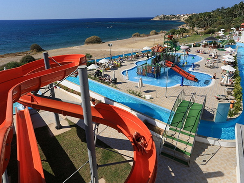 MAJÓWKA 2019 - CYPR: Aqua Sol Holiday Village****, 8 dni (01-08.05.2019 r.), all inclusive: 2689,00 PLN/osoba