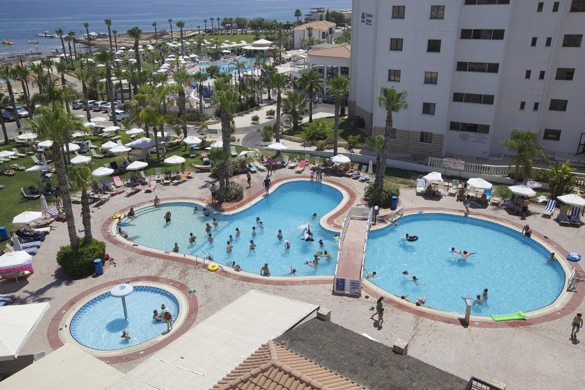 MAJÓWKA 2019 - CYPR: Anastacia Beach Hotel****, 8 dni (27.04-04.05.2019 r.), all inclusive: 2598,00 PLN/os. dorosła