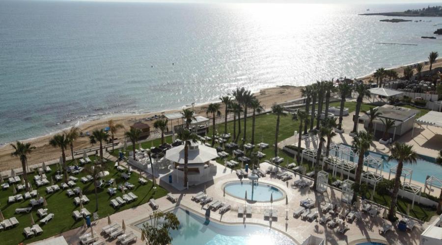 CYPR - SYLWESTER 2018/2019: Constantinos The Great Beach Hotel*****, 8 dni (28.12.2018 r. - 04.01.2019 r.), dwa posiłki: 2598,00 PLN/os. dorosła