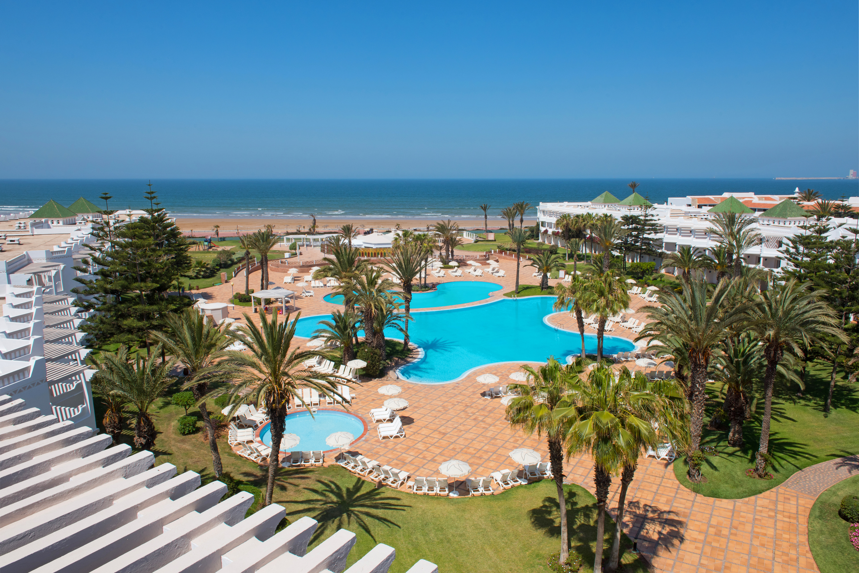 MAROKO - LATO 2019: Iberostar Founty Beach****, 8 dni (19-26.06.2019 r.), all inclusive: 2 + 1
