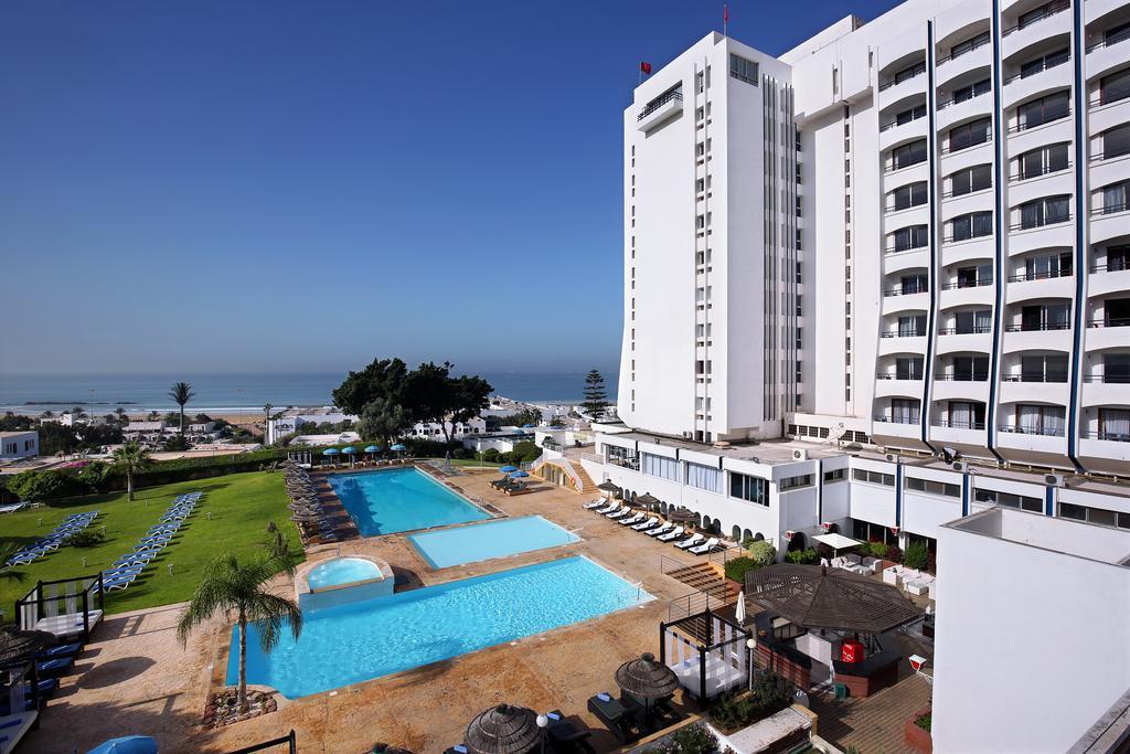 MAROKO - LATO 2019: Anezi Tower Hotel & Apartments****, 8 dni (03-10.07.2019 r.), all inclusive: 2 + 1