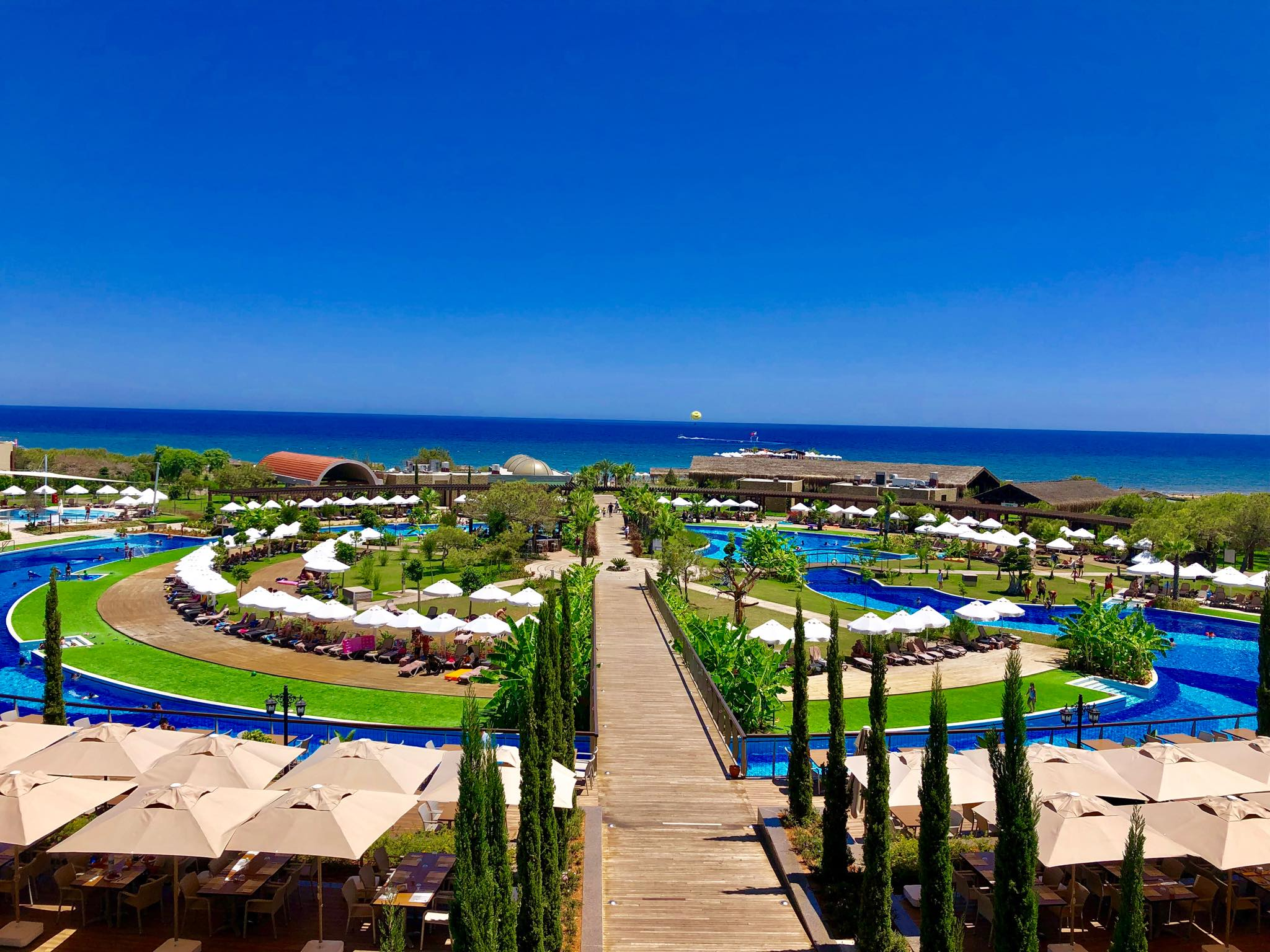 CYPR - LATO 2020: Concorde Luxury Resort*****, 8 dni (02-09.06.2020 r.), ultra all inclusive: 2989,00 PLN/os. dorosła