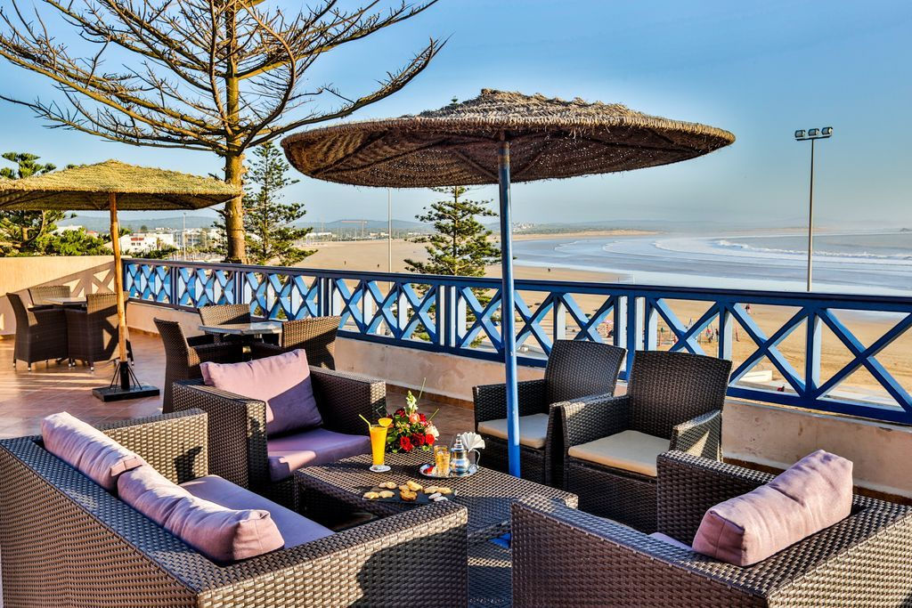 MAROKO - LATO 2020: Miramar Hotel***, 8 dni (20-27.05.2020 r.), dwa posiłki: 1728,00 PLN/os. dorosła