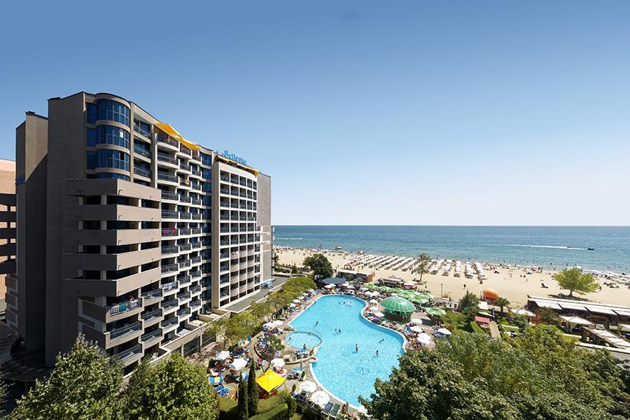 BUŁGARIA - LATO 2020: Bellevue Hotel****, 8 dni (31.08-07.09.2020 r.), all inclusive: 1798,00 PLN/os. dorosła