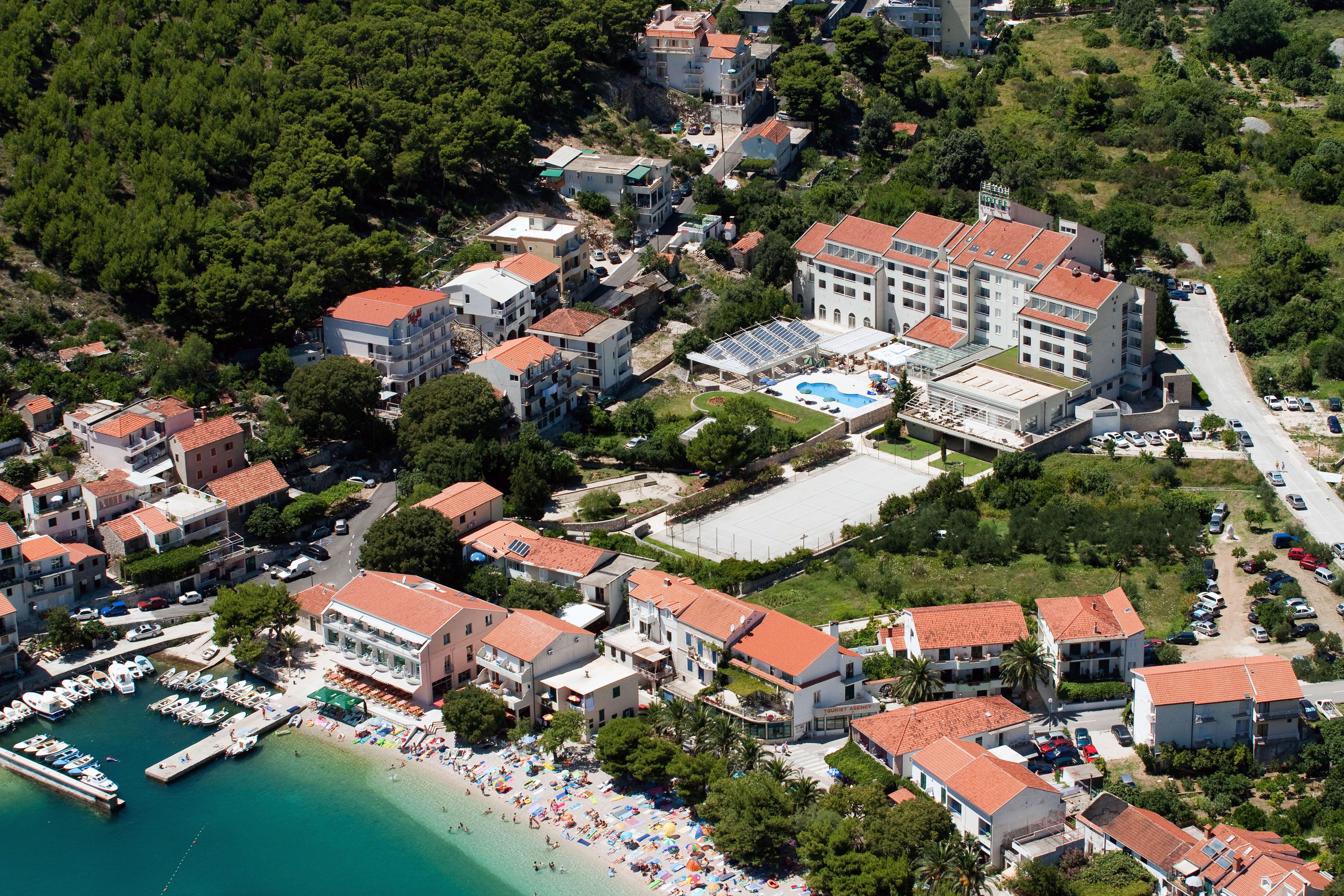 CHORWACJA - LATO 2020: Hotel Quercus****, 8 dni (29.08-05.09.2020 r.), all inclusive: 1890,00 PLN/os. dorosła