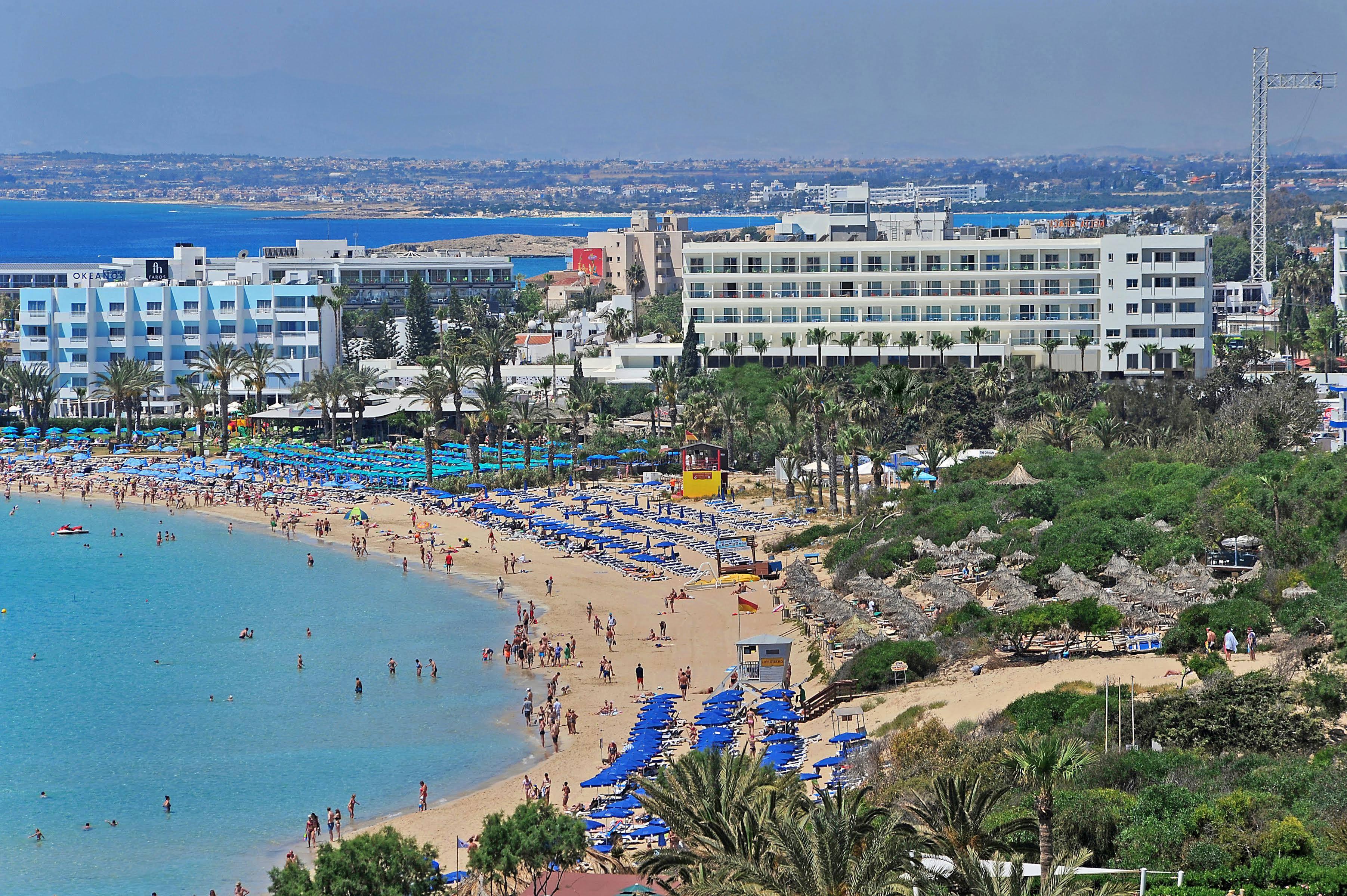 CYPR - LATO 2020: Nelia Beach***, 8 dni (15-22.08.2020 r.), all inclusive: 3698,00 PLN/os. dorosła