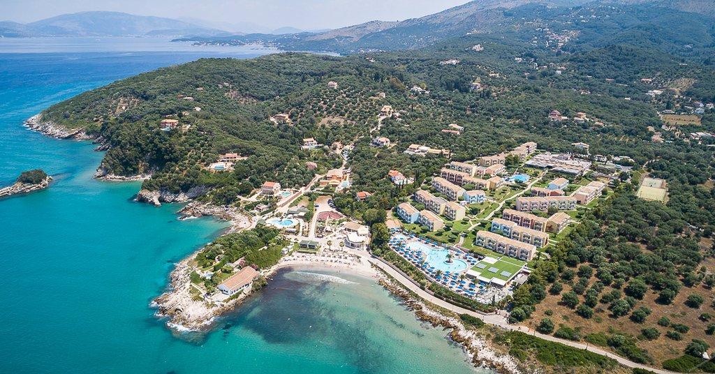 GRECJA - LATO 2020: Mareblue Beach Resort***, 8 dni (01-08.10.2020 r.), all inclusive: 2016,00 PLN/os. dorosła