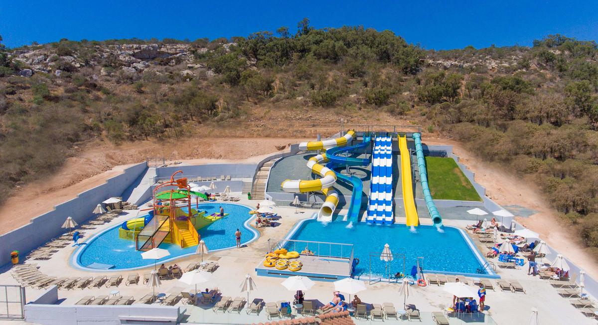 CYPR - LATO 2020: Narcissos Waterpark Resort***, 8 dni (26.09-03.10.2020 r.), all inclusive: 4 + 3